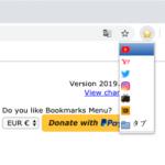 【まとめ】Chromeでブックマークを新しいタブで開く3つの方法